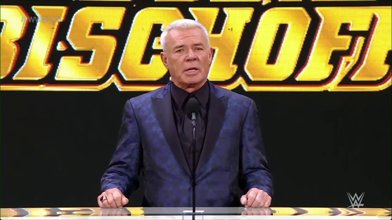 Eric Bischoff Hall of Fame WWE