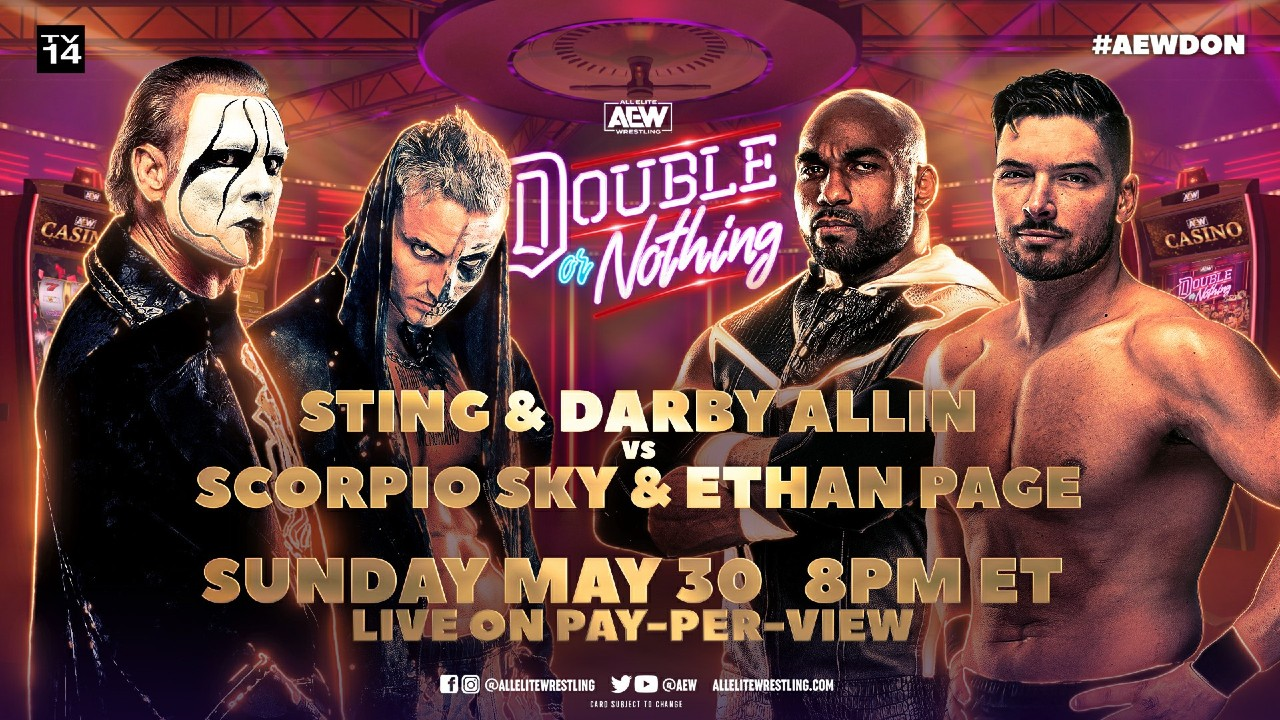 Sting Double or Nothing