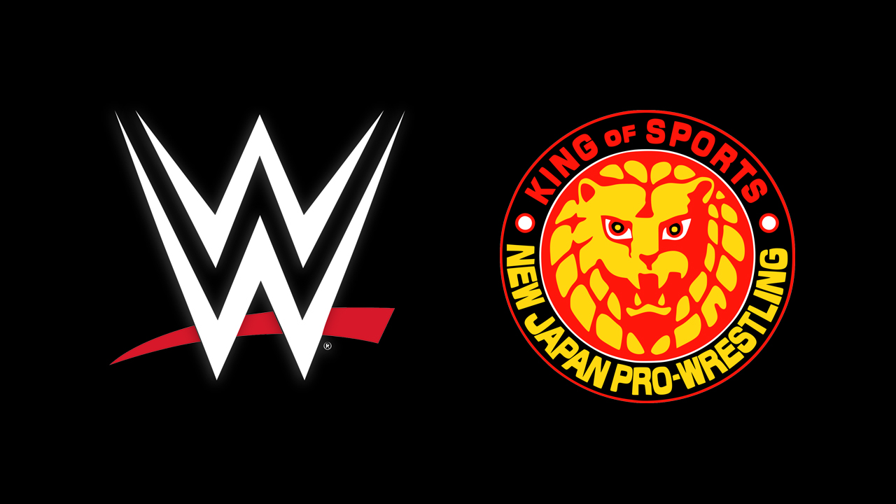 wwe and new japan