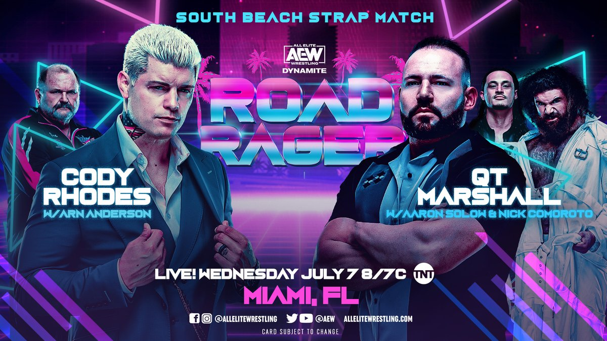 AEW Road Rager