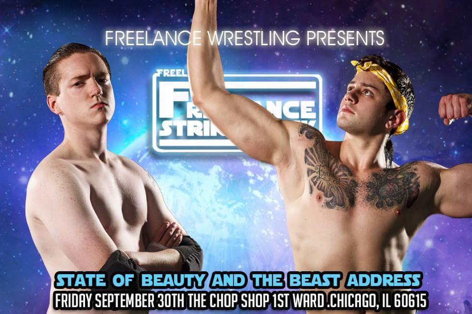 Freelance Wrestling's State Of Beauty & The Beast Address