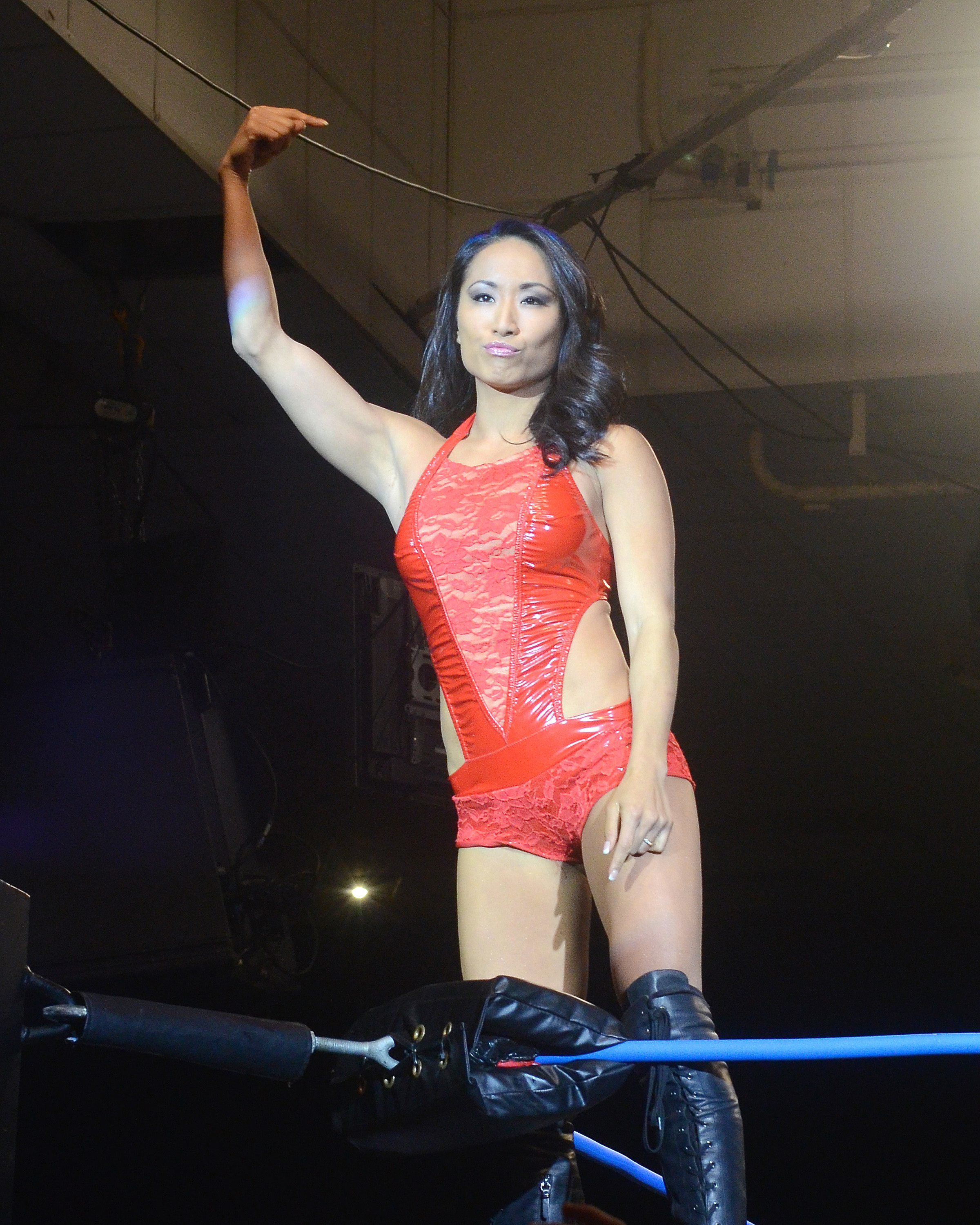 Gail Kim Porn Video gail kim accuses the mcmahon family of racism - wrestling
