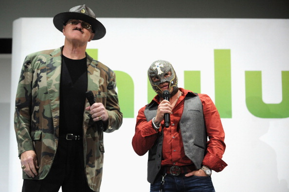 Rey Mysterio & Sgt. Slaughter